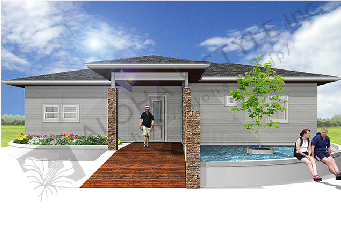 HAWAIIAN HOUSE No.2