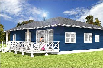 HAWAIIAN HOUSE No.4