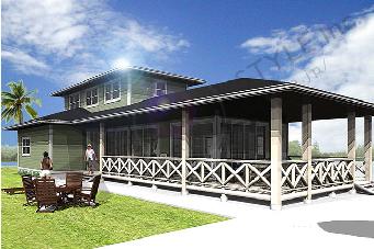 HAWAIIAN HOUSE No.5