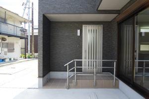 玄関(1)