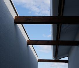 天井の写真