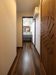 廊下・洗面室
